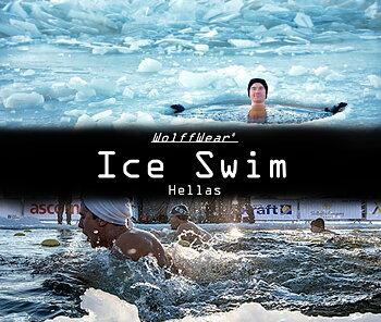 Ice swim Hellasgården