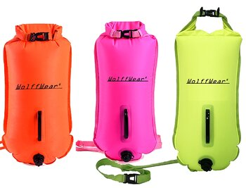 Wolffwear Swim Safety Buoy 20L