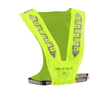 LED Vest USB från BeeSports