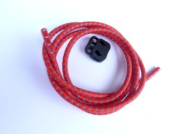 Elastic Shoelaces with quick lock