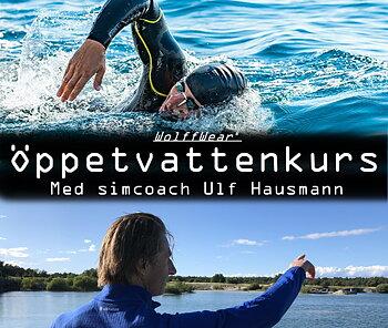 Öppetvatten kurs i Brunnsviken  2021