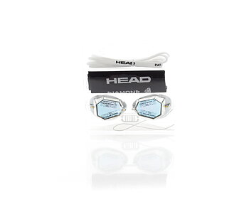 Head diamond White mirror