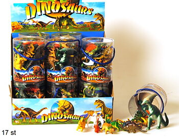Dinousaurie 17/burk