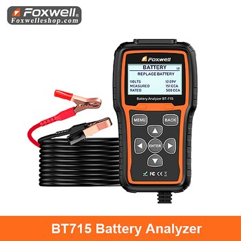 BT715 Batteritestare