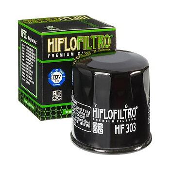 Oljefilter Hi-Flo HF303