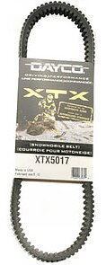 Dayco XTX5017 Drivrem - Variatorrem Arctic Cat (0267-020, 0627-020, 0627-021, 0627-031, 0627-035)