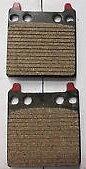 Bromspads Honda CB750F1 - GL1000 Bak VD-108KV