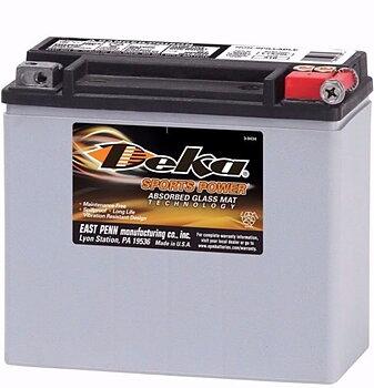 ETX20L Deka  Batteri  Buell, H-D, Honda, Kawasaki, Triumph, Yamaha