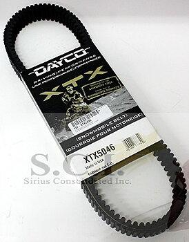 Dayco XTX5046 Drivrem-Variatorrem Arctic Cat (0627-083, 0627-084)