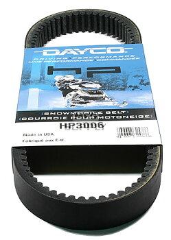 Dayco HP3006 Drivrem-Variatorrem Aktiv-Arctic Cat-Lynx-Ockelbo
