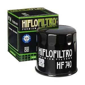 HF740 Hi-Flo Oljefilter Yamaha Marin (27078)