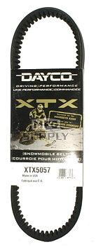 Dayco XTX5057 Drivrem (417300155)
