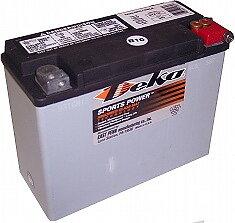 ETX18L Deka AGM Batteri Honda GL1000, GL1100, GL1200, GL1500 Goldwing M.FL.