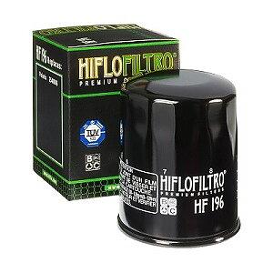 HF196 Hi-Flo Oljefilter Polaris (27058)