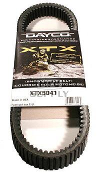 Dayco XTX5041 Drivremmar-Variatorrem 38x1130 Ski-Doo (417-3001-89)