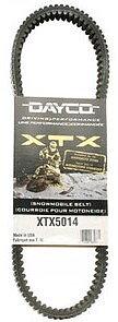 Dayco XTX5014 Drivrem-Variatorrem  35x1213 Arctic Cat (0627-010, 0627-012)
