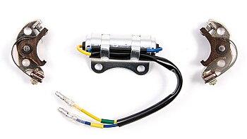 Brytarsats + Kondensator Honda CB450, CB500T, GL1000