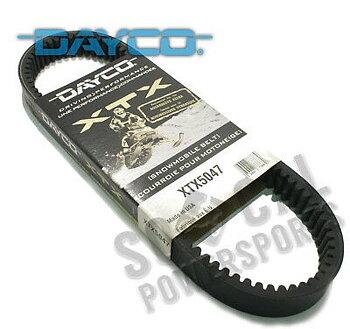 Dayco XTX5047 Drivrem-Variatorrem 35,5x1091 Arctic Cat (0627-069)