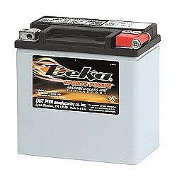 ETX14L  Deka AGM Batteri  Harley-Davidson