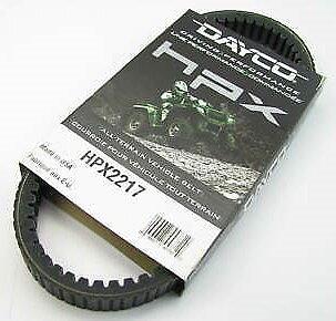 HPX2217 Dayco Drivrem - Variatorrem Arctic Cat - Kawasaki - Suzuki - Yamaha ATV