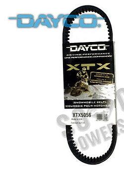 Dayco XTX5056 Drivrem-Variatorrem 37x1098 Ski-Doo (417-3003-67)