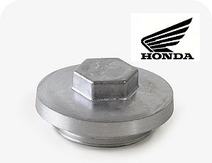 Oljepluggslock med O-ring till kardan Honda GL1100-GL1200 (12361-035-000)  LY006-GY6-01
