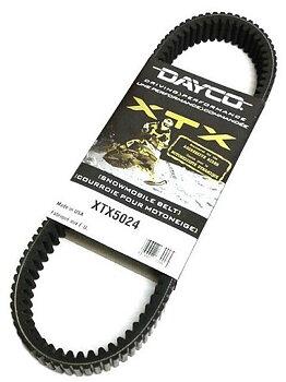 Dayco XTX5024 Drivrem-Variatorrem Lynx - Ski-Doo  417-3001-97, 417-3001-55