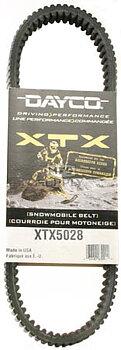 Dayco XTX5028 Drivrem-Variatorrem 36x1117 Arctic Cat (0627-034)
