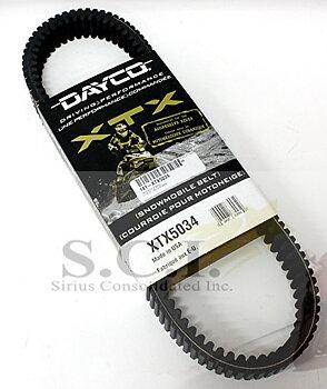 Dayco XTX5034 Drivrem-Variatorrem Lynx-Ski-Doo (417-3003-83)