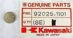 Ventilshims 13,0 Kawasaki 92025-1101/92066-1111
