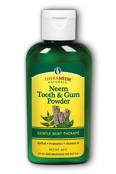 NEEM TEETH & GUM POWDER Mint