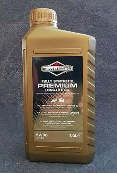 Olja helsyntetisk Premium Long-Life 5W30 1 Lit