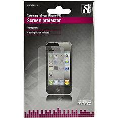 Transparent skärmskydd till iPhone 4