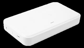 Deltaco UV-desinfektionsbox, UV-C LED, desinficera din telefon, smycken och mer, 275 nm ljusvåglängd, vit