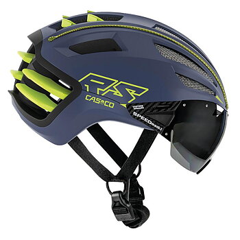 Casco Hjälm SPEEDairo 2 RS blue-neon