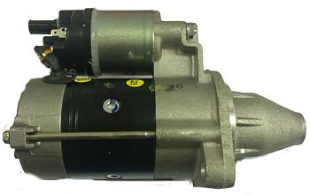 Startmotor Grålle 12 Volt För ombyggnad från 6 Volt till 12 Volt