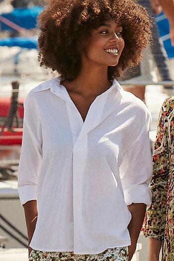 Isay - Gunne Shirt White