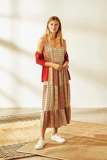 Culture - Mouritza Dress Elmwood