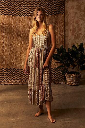 Culture - Mouritza Dress Elmwood