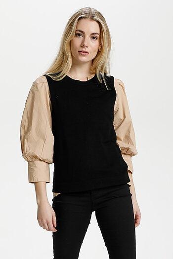 Culture - Annemarie Vest Black