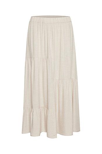 Culture - Alida Skirt Whitecap