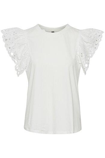 Culture - Tagea T-shirt Spring Gardenia