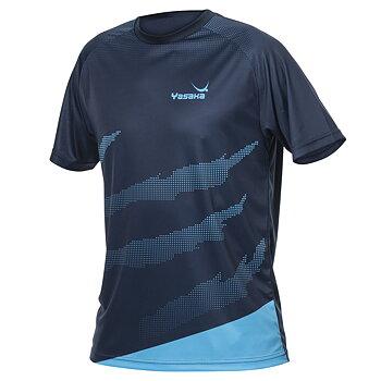 Yasaka shirt Callisto, blue