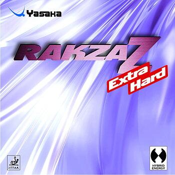 Yasaka rubber Rakza Z Extra Hard