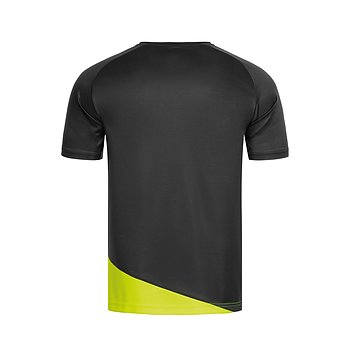 Donic T-shirt Mirage, black/yellow