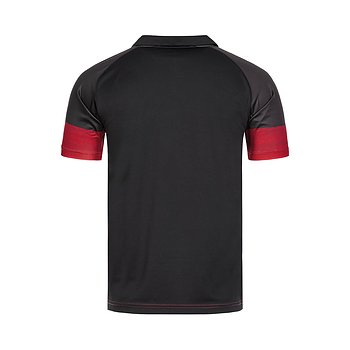 Donic shirt Force, black/red
