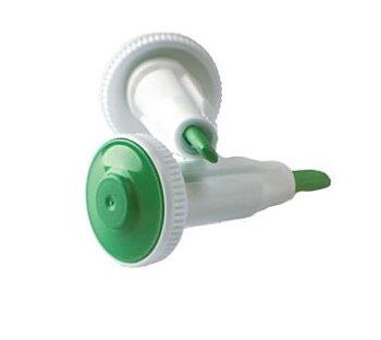 Haemolance Plus säkerhets lansett Grön 1,8mm 21G