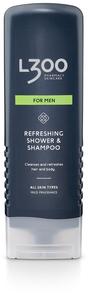 L300 Shower/Shampo for men 250ml