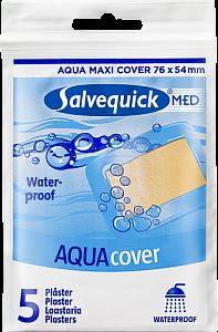 Salvequick MED Aqua Maxi Cover 5st