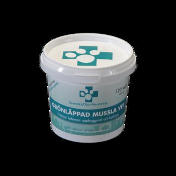 Grönläppad mussla – glukosamin vid artros & ledproblem hos hund
